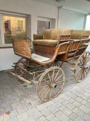 Ungarischer Jagdwagen Historische Kutsche m