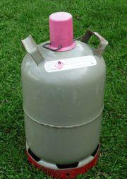 Campinggasflasche leer 11kg
