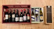 Im Paket 8 Flaschen Rotwein