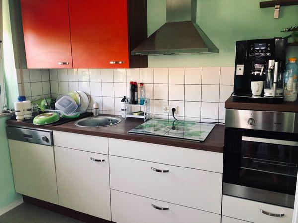 Neuwertige Küche Küchenzeile Mit E Geräte Küchenblock Win 2018 In