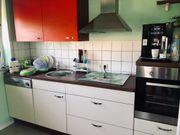 Reserviert Neuwertige Küche -Küchenzeile mit
