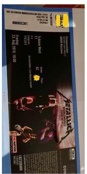 1 Ticket Metallica in München