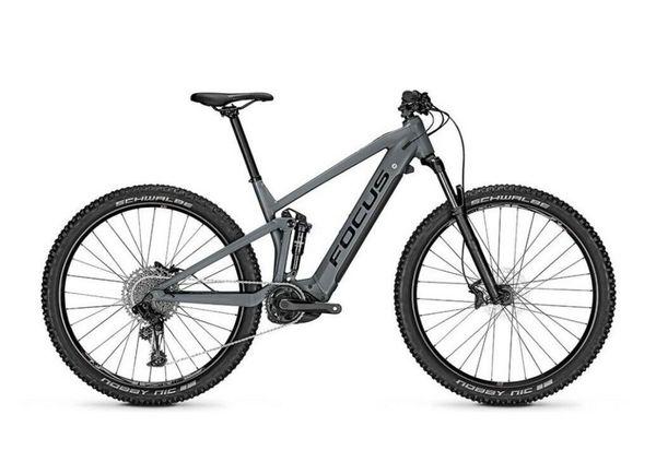 E-MTB Focus Mountainbike Thron 6