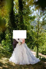 Hochzeitskleid Gr 44 46