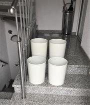 4 Sicherheits - Papierkörbe von Zwingo