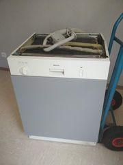 Kostenlos Bosch Spülmaschine Einbau voll