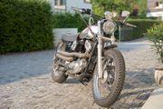 Harley Davidson Sportster 883 Scrambler