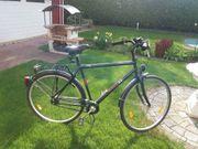 Damen und Herren - Fahrrad