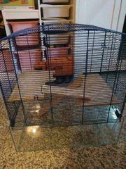 Nagerkäfig Hamster Mäuse Käfig Gehege