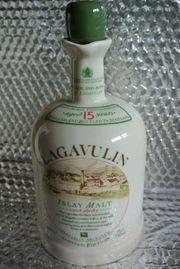 Lagavulin 1972-1987 Ceramic Jug White