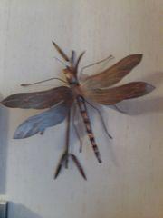 Kupferblech Libelle