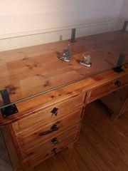 Zirbenholz Schreibtisch Buffet Verkaufstheke Bürotisch