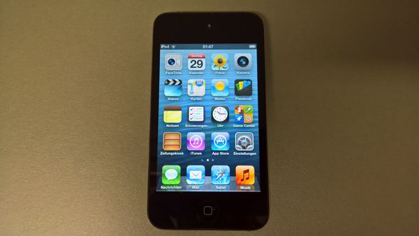 Apple iPod Touch 8GB 2010er
