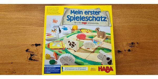 HABA 4278 - Mein erster Spieleschatz