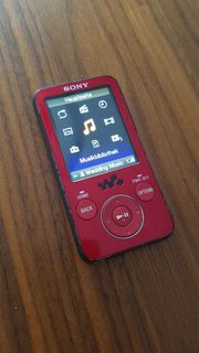 Sony Digital Media Player MP3-Player