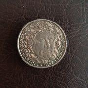 Münze 5 DM