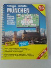 Städteatlas vom Großraum München
