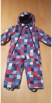 Schneeanzug Baby overall gr 86