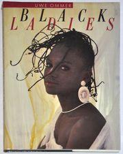 Black Ladies - Uwe Ommer 1984