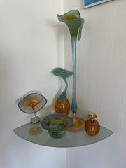 Verkaufe Buntglasset