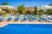 Ferienhaus Mallorca Manacor kindersicherer Pool