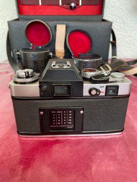 Foto und Zubehör - Minolta XE-1
