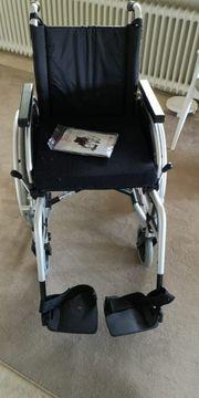 Leichtgewicht Rollstuhl