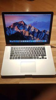 Macbook Pro 15 Zoll QuadCore