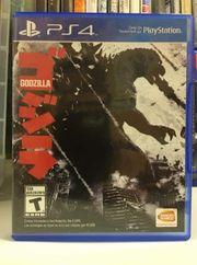 Godzilla Ps4 englische version