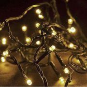 NEU LED Lichterkette mit Timer