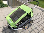Fahrrad Anhänger croozer for 2