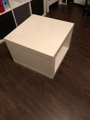 Kallax Beistelltisch weiß