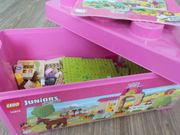 LEGO Juniors - Steinebox Ponyhof 10674