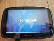 Tom Tom Navi mit Touchscreen