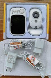 Babyphone GHB mit Kamera