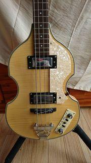 Johnson Beatles Bass JB-400-NA Vintage