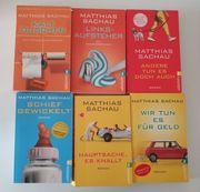Bücher Matthias Sachau