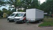 Transporter für Aufträge