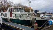Ich verkaufe mein Boot