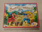 Brettspiel Gesellschaftsspiel Piraten auf Schatzsuche