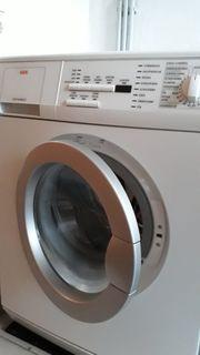 AEG Waschmaschine Lavamat mit Aquacontrol