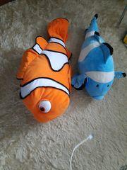 Fisch Nemo und Bastitay Plüsch