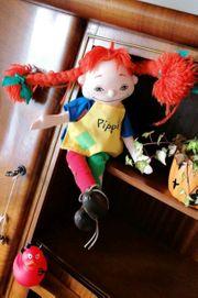 Original Pippi Langstrumpf Puppe