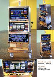 Spielautomat Slotmaschine