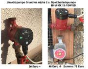 Umwälzpumpe Grundfos Alpha 2 BiralMX13-1