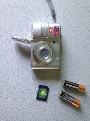 Fotoapparat Lumix DMC-LS85
