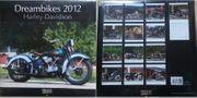 Wandkalender Harley-Davidson Rarität