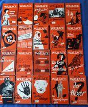 58 Edgar Wallace Krimis aus