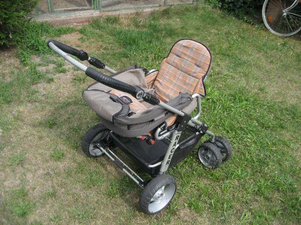 Hartan Racer Kinderwagen Sportwagen Buggy