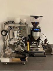 Kaffeemaschine Quickmill La Certa mit